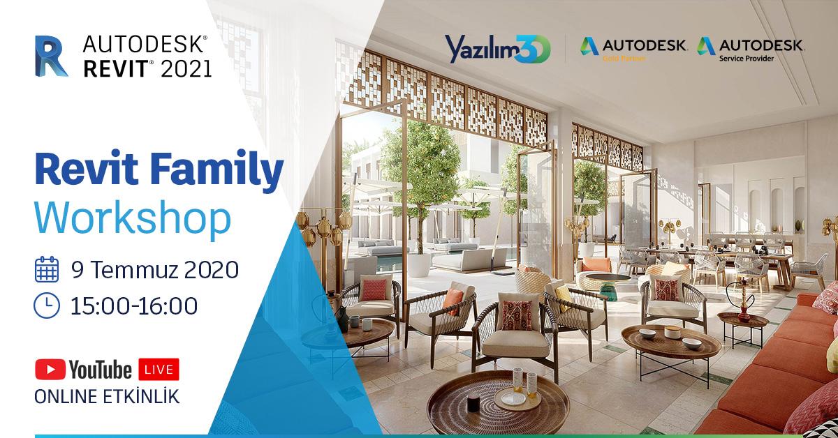 Revit Family Online Workshop 1