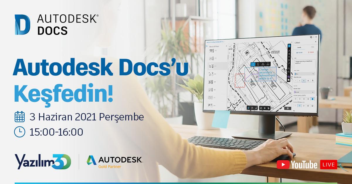 Autodesk Docs 2022 Webinarı 8