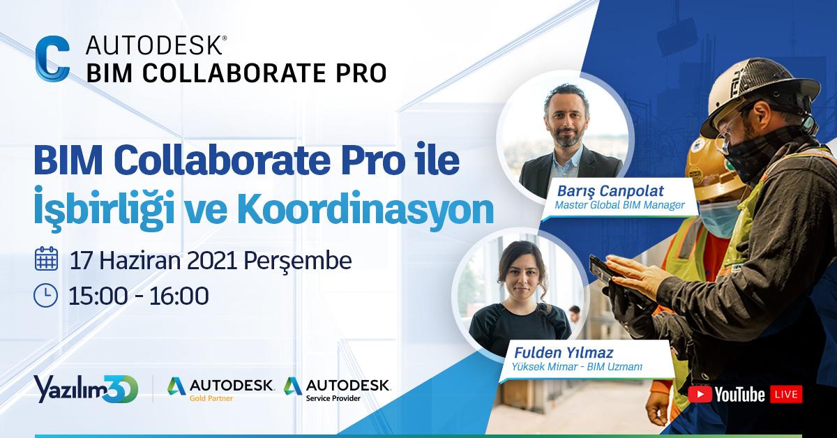 Autodesk BIM Collaborate Pro Webinarı 4